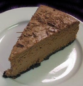 Chocolate Fudge Cheesecake