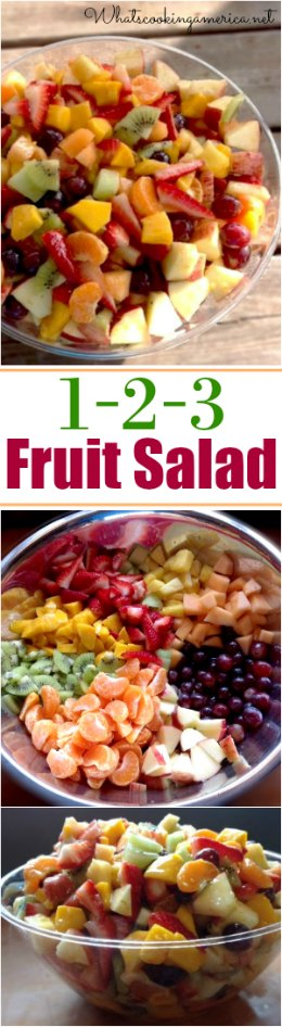 123 Fruit Salad