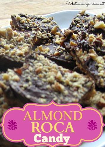 Almond Roca Candy Recipe
