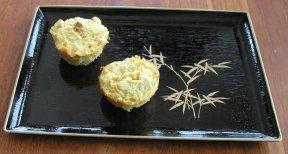 Miniature Artichoke Tarts