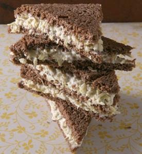Artichoke Tea Sandwich