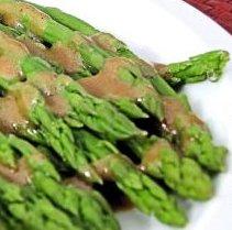 Asparagus with Balsamic Vinaigrette