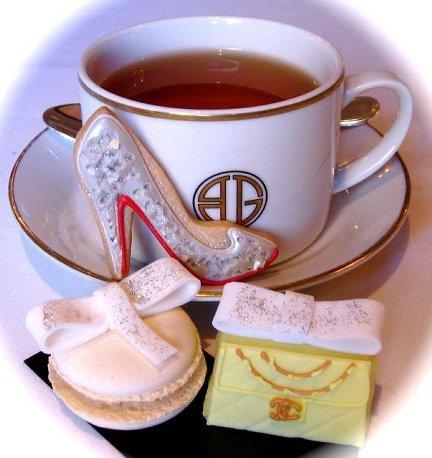 The Berkeley's Pret-A-Portea Tea