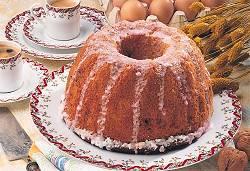 Baba Au Rhum Cake