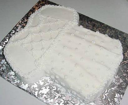 Baptismal orChristening Cake