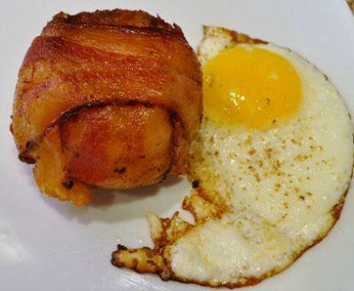 Bacon Potato Bake