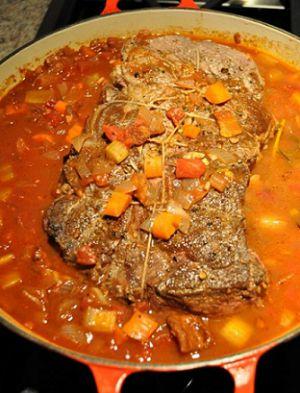 Beef Chuck Roast Oven Ready