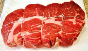 Tied Up Beef Chuck Roast