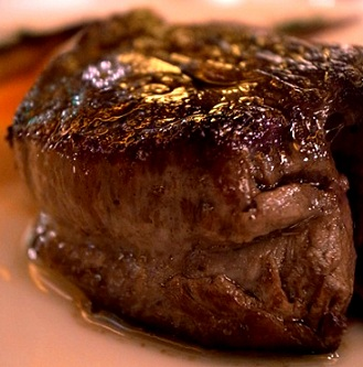 Cabernet-Cherry Filet Mignon