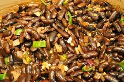 Black Valentine Beans