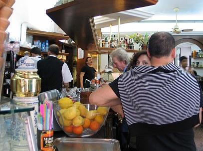 Caffe Bar, Italy