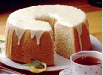Chiffon Cake History
