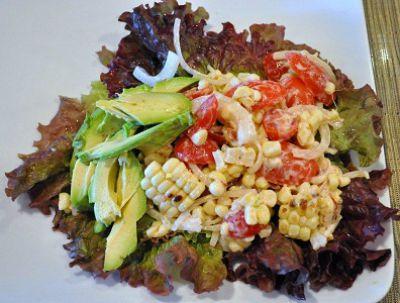 Chipotle Corn Salad
