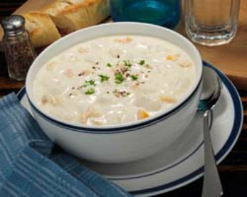 West Coast Clam Chowder History