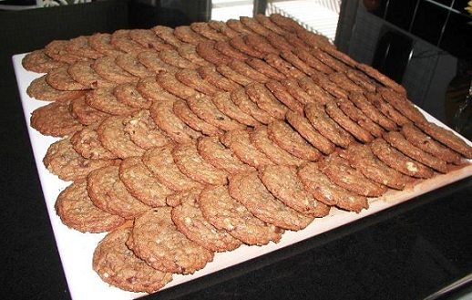 Dunking Platter Cookies
