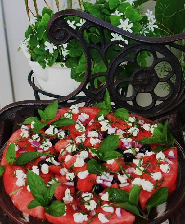 Watermelon recipe collection