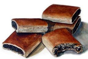 Portland Fig Cookies