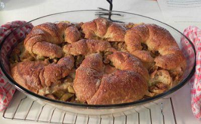 Figgy Bread Pudding