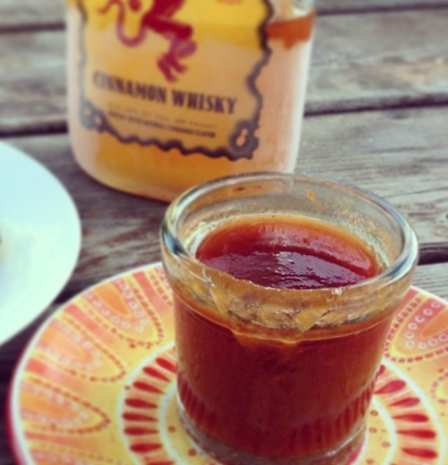 Fireball Whisky Barbecue Sauce