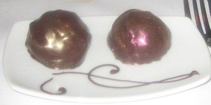 Cognac-Laced Truffles