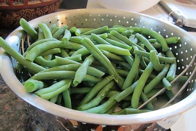 Green Bean Pate