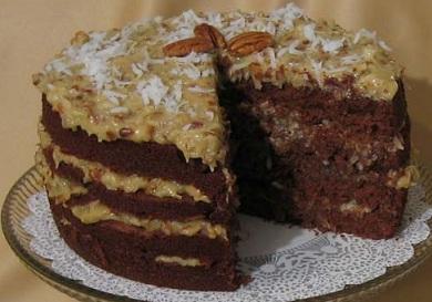 German Chocolate Cake Recipe For Diabetics