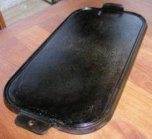 cast-iron griddle