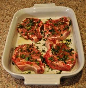 recipe: sage marinade for pork [33]