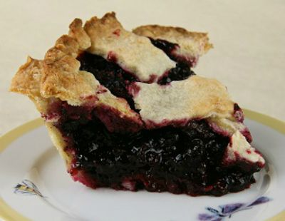 Slice of Huckleberry Pie