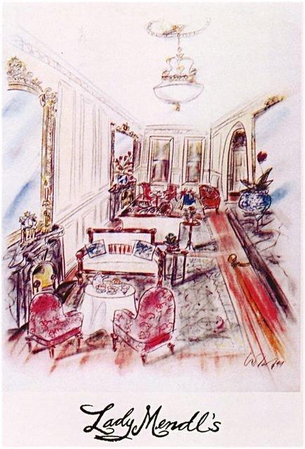 Lady Mendi's Tea Salon