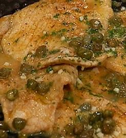 Lamb Piccata Recipe