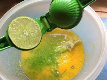 Making mojo sauce