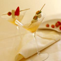 Mozzarella Tomato Martini