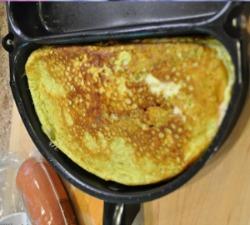 Omelet-pan