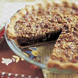 Pecan Praline Pie