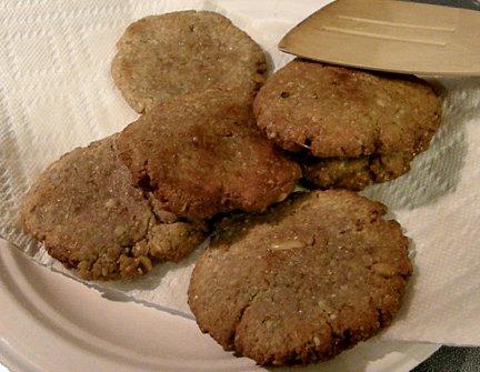 Pinon Cakes - Pine Nut Cakes