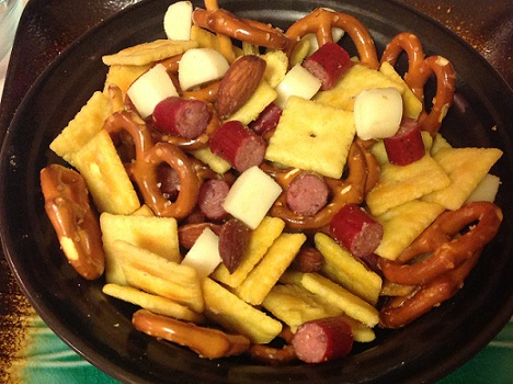 Pizza Pub Snack Mix