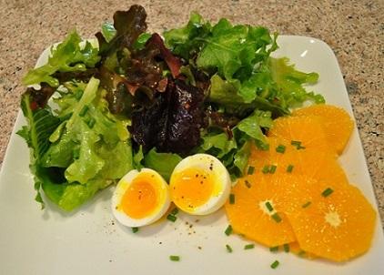 Mixed Lettuce Salad