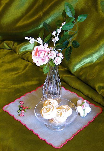 Summer Rose Tea Menu