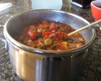 Oven-Roasted Fresh Tomato Sauce