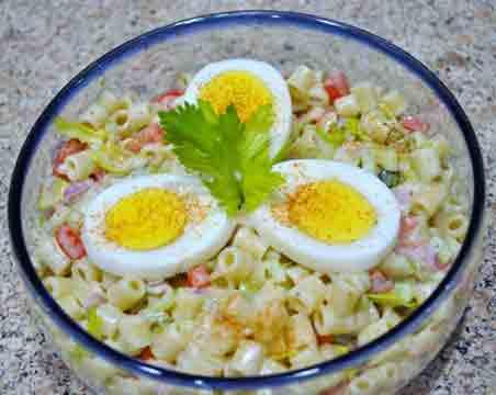 Shasta Macaroni Salad
