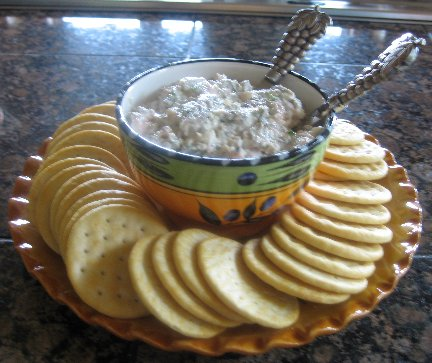 Shrimp Cheese Spread
