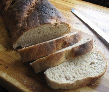Sourdough Anise-Rye Bread