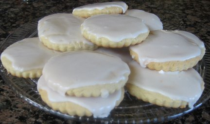 sourdough sugar cookies