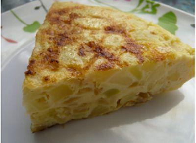 Spanish Torta