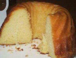 sponge cake history