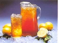 Southern Sweet Tea Recipe Whats Cooking America