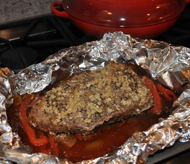 Beef Tri Tip Roast