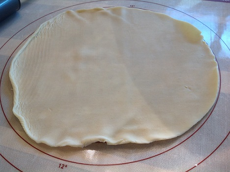 Prepare Pie Dough
