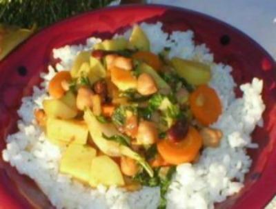 Winter Bean Curry